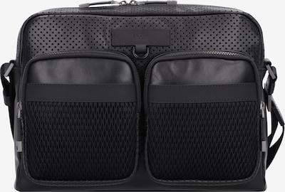 BOSS Casual Schoudertas in de kleur Zwart, Productweergave