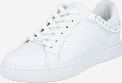 GUESS Sneaker low 'Riyan' i hvid, Produktvisning