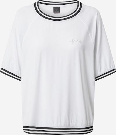 Bogner Fire + Ice T-shirt 'CANDICE' en noir / blanc, Vue avec produit