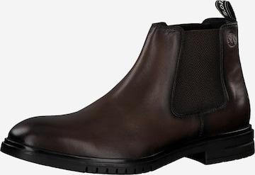 Chelsea Boots s.Oliver en marron