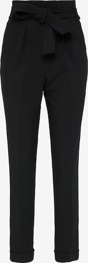 DreiMaster Klassik Hose in schwarz, Produktansicht
