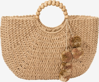 HALLHUBER Handtasche in beige, Produktansicht