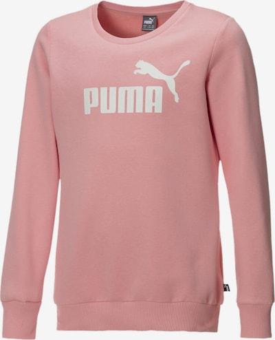 PUMA Sweatshirt in pastellpink, Produktansicht