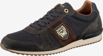 PANTOFOLA D'ORO Umito N Uomo Low Sneakers Low in marine / anthrazit, Produktansicht