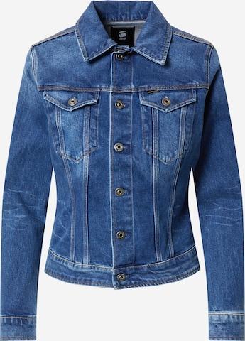 G-Star RAWPrijelazna jakna - plava boja
