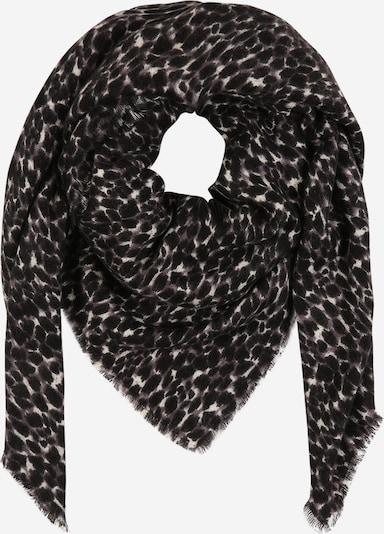 PIECES Schal in beige / braun / dunkelbraun, Produktansicht