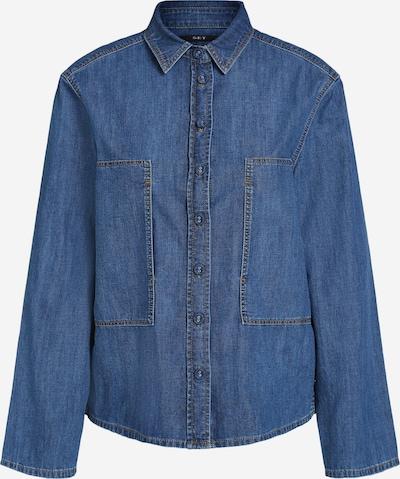 SET Hemd in blue denim, Produktansicht