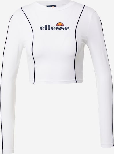 ELLESSE Camiseta 'Russia' en naranja / negro / blanco, Vista del producto