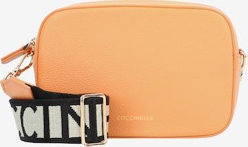 Coccinelle Umhängetasche 'Tebe' in Orange