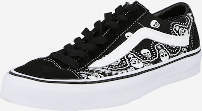 VANS Sneakers low in Black / White, Item view