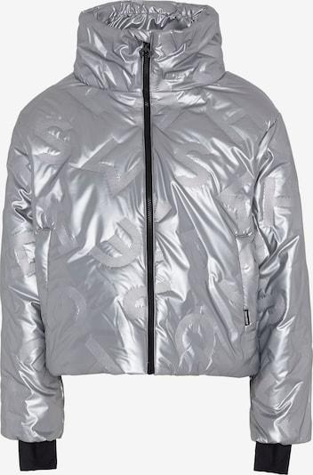 CHIEMSEE Športna jakna 'Nanda Devi' | srebrna barva, Prikaz izdelka