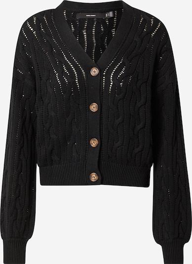 VERO MODA Cardigan 'CLEMENTINE' en noir, Vue avec produit