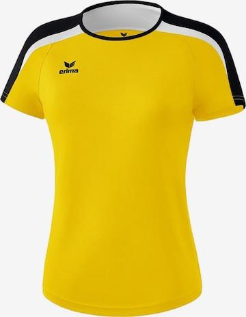 ERIMA Shirt in Gelb