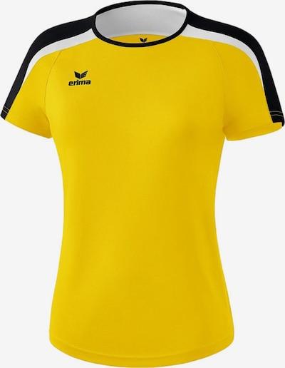ERIMA Performance Shirt in Yellow / Black / White, Item view