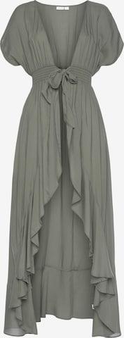LASCANA Strandkleid - Želená