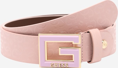 GUESS Belt 'Blane' in Gold / Pink, Item view