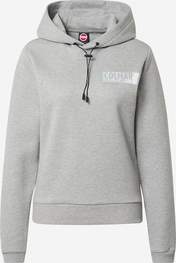 Colmar Sweatshirt in grey mottled / black, Item view