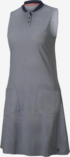 PUMA Golfkleid in blau / weiß, Produktansicht