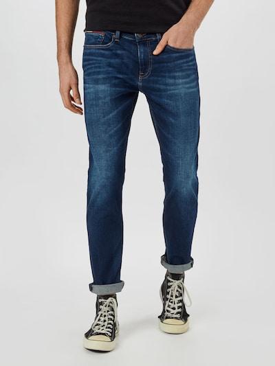 Tommy Jeans Džíny 'AUSTIN' - modrá džínovina, Model/ka