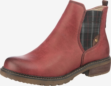 Relife Chelsea Boot in Rot