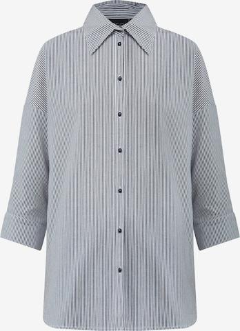 Finn Flare Bluse in Weiß