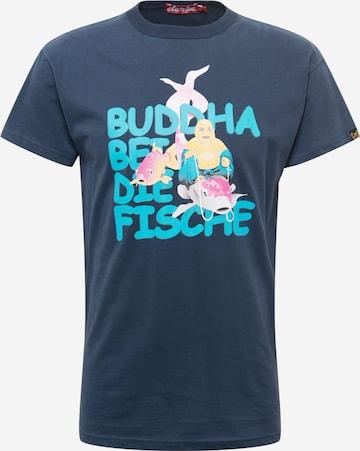 Derbe Shirt in Blue