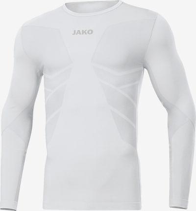 JAKO Sportunterwäsche in grau / weiß, Produktansicht