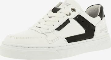 BULLBOXER Sneaker ' AOP004E5L ' in Weiß