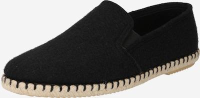 SHEPHERD Espadrilles 'Jan' in schwarz, Produktansicht