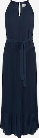 VILA Kleid in Blau