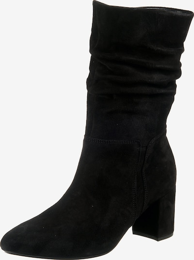 GABOR Boots in Black: Frontal view