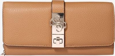 GUESS Peněženka 'Albury' - koňaková / zlatá, Produkt