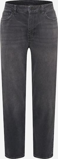 Jeans NU-IN pe negru denim, Vizualizare produs