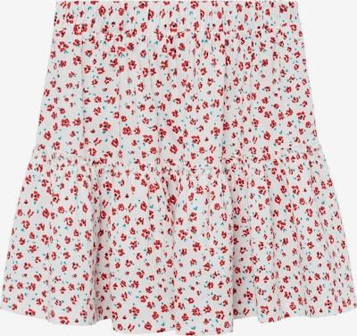 MANGO KIDS Spódnica 'COSTA' w kolorze nefryt / czerwony / czarny / offwhitem, Podgląd produktu