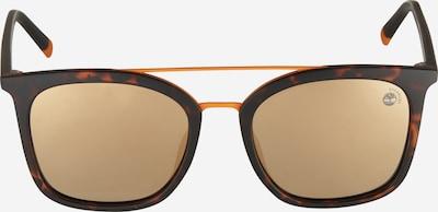 Occhiali da sole TIMBERLAND di colore marrone / oro, Visualizzazione prodotti