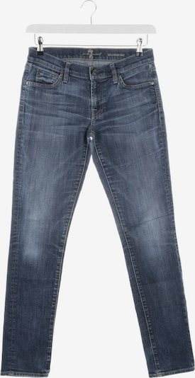 7 for all mankind Jeans in 28 in blau, Produktansicht