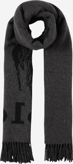Polo Ralph Lauren Scarf in Dark grey / Black, Item view