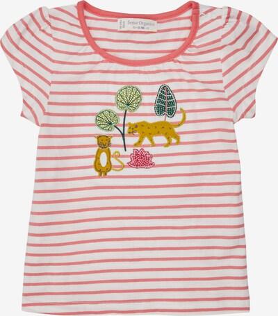Sense Organics Camiseta 'GADA' en mezcla de colores / rosa oscuro / blanco, Vista del producto