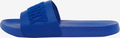 Superdry Strand-/badschoen in de kleur Blauw, Productweergave