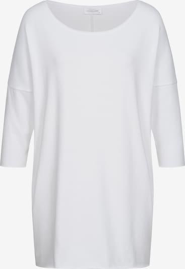 Cotton Candy Langarmshirt 'RACHELLE' in weiß, Produktansicht