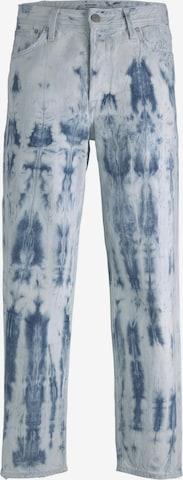 JACK & JONES Jeans 'Eddie' in Blau