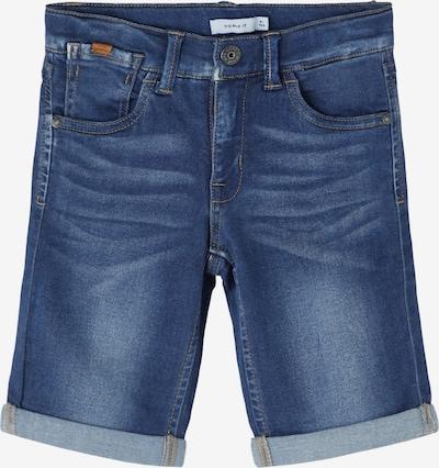 NAME IT Shorts 'SOFUS' in dunkelblau, Produktansicht