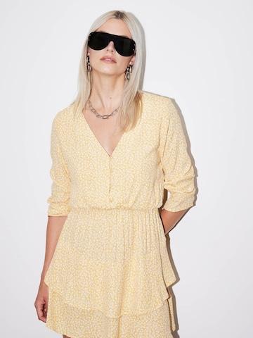 LeGer by Lena Gercke Dress 'Mara' in Yellow