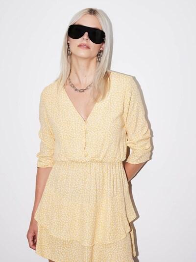LeGer by Lena Gercke Kleid 'Mara' in gelb, Modelansicht