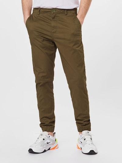 Only & Sons Панталон 'CAM' в маслина, Преглед на модела