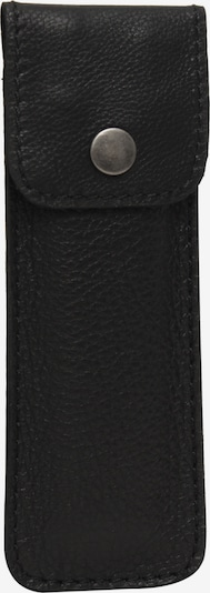 Gusti Leder Etui in de kleur Zwart, Productweergave
