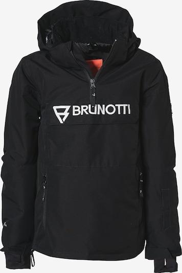 BRUNOTTI Skijacke 'ORIN' in schwarz, Produktansicht