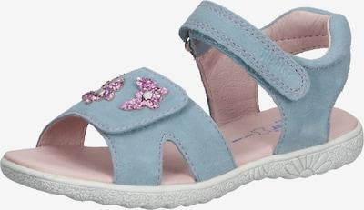 RICHTER Sandalen in de kleur Blauw, Productweergave