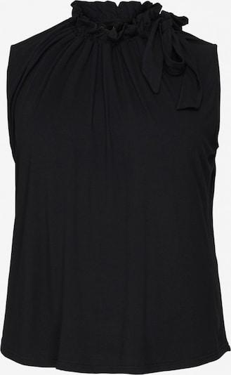NO.1 by OX T-Shirt in schwarz, Produktansicht