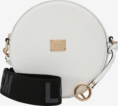 L.CREDI Schoudertas 'GENEVIEVE' in de kleur Wit, Productweergave